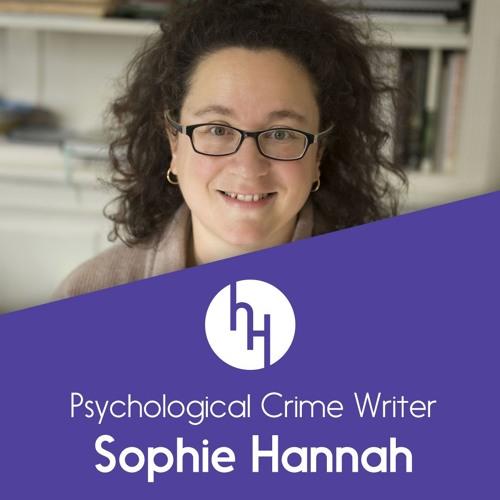 Ep 24 with psychological crime fiction author Sophie Hannah