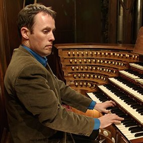 Organ recital given by Anthony Hammond, Cirencester Parish Director of Music, on 8 November 2018