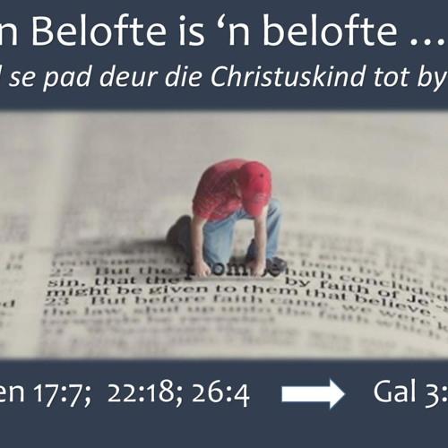 'n Belofte is 'n belofte ...