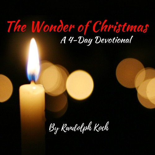 The Wonder of Christmas Devotional