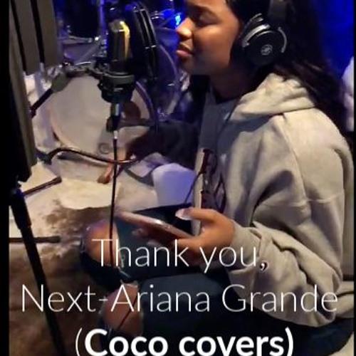 Coco Jones- Thank u, Next Cover