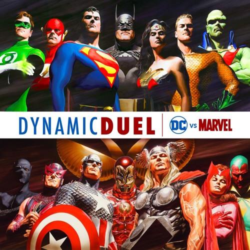 EPISODE 100: Justice League vs Avengers