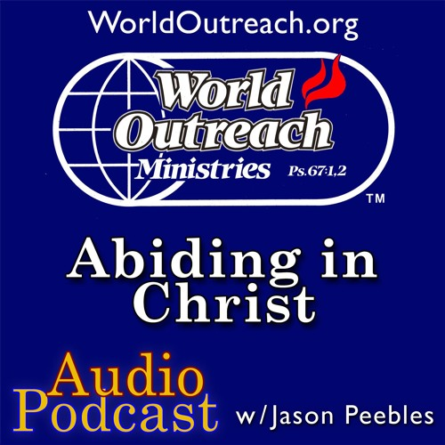 Abiding In Christ Part 1 - The Christians Secret To Success