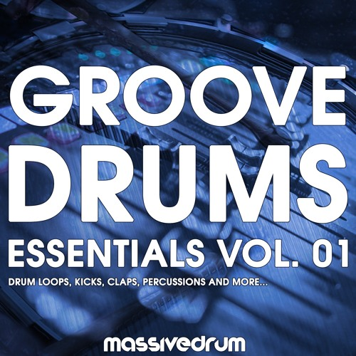 Groove Drums Essentials Vol  01 By Massivedrum by