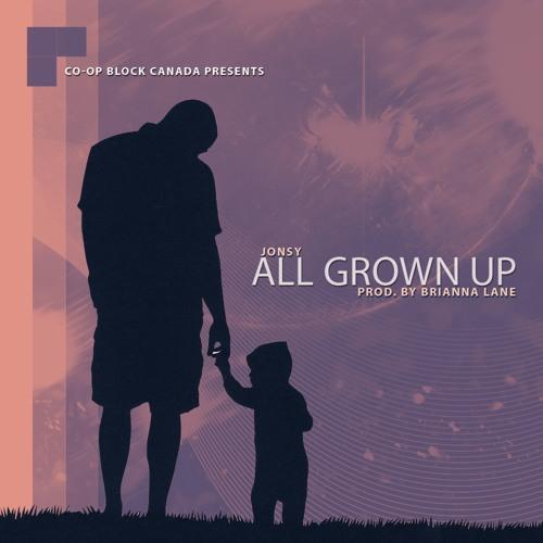Jonsy - All Grown Up