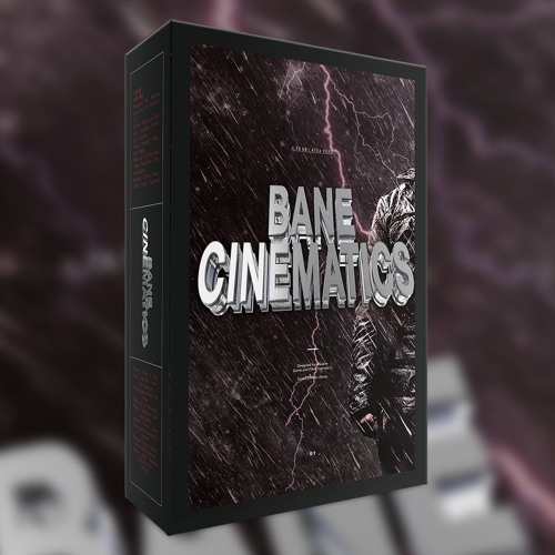 Bane Cinematic's - Game/Film Trailer Sound Effects Library