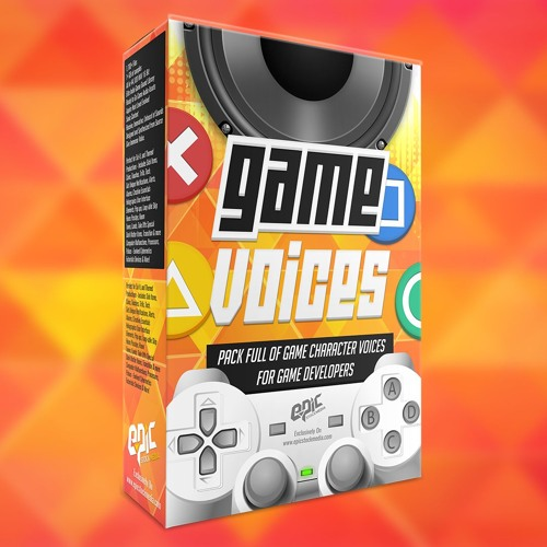 Game Voices - Sound Library