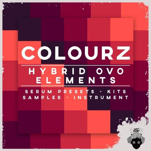 GHST PRJKT - Colourz - Hybrid OVO Serum Presets, Kits & Samples by