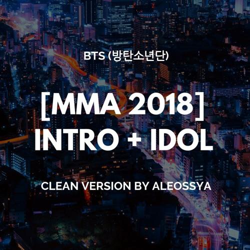 MMA 2018] BTS (방탄소년단) 'Intro + IDOL Traditional Ver
