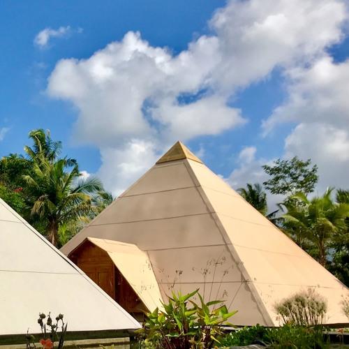 Live Pyramid Sound Healing Ubud 2018 (Multidimensional Recording)