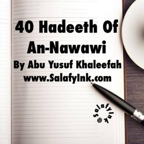 40 Hadeeth Of An-Nawawi