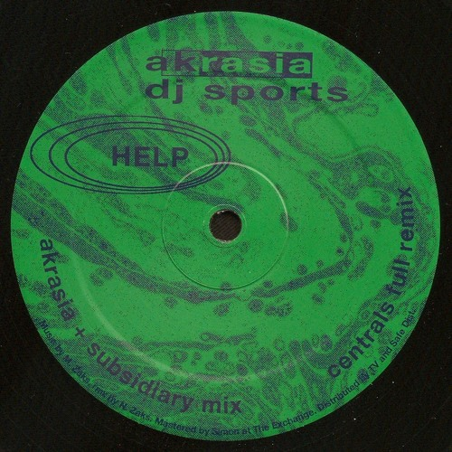 HELP013 · DJ Sports · Akrasia