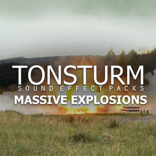 Massive Explosions Multi Channel Example