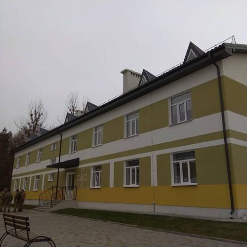 Включення з Віктором Ануфрієвим щодо нових казарм на Львівщині(06.12.18)