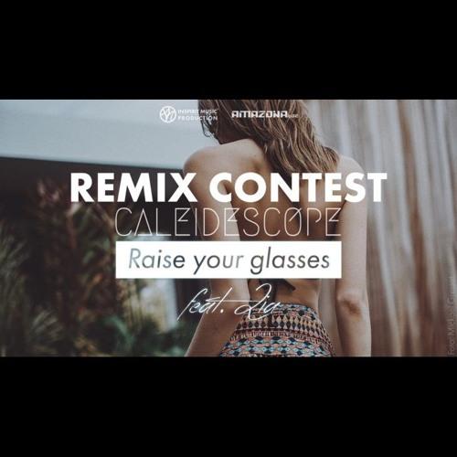 Caleidescope – Raise your Glasses feat. Lia (Gajan rmx)