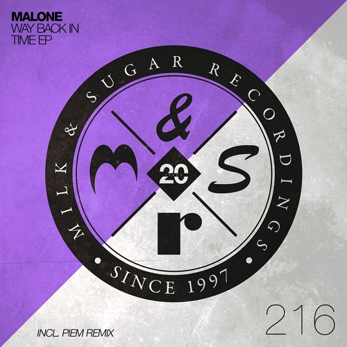 Malone - Way Back In Time (Original Mix)