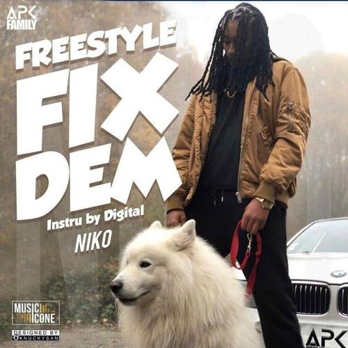 Niko - Freestyle FIX DEM by Dj-Digital 972 | Free Listening on