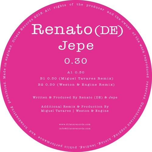 Renato (DE), Jepe - 0.30 (Miguel Tavares Remix)