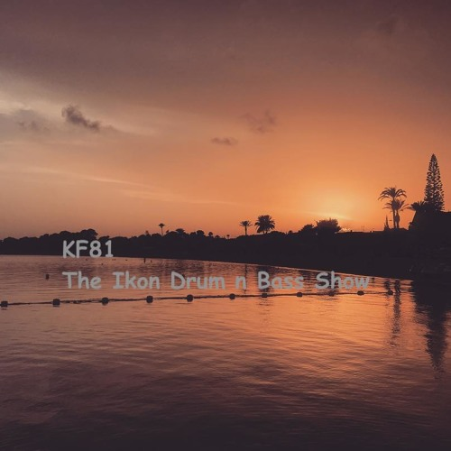 KF81 LIVE on DNBRADIO - The Ikon Drum n Bass Show - #187