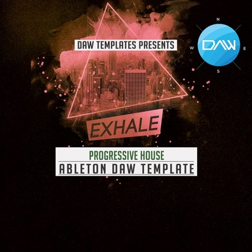 Exhale Ableton Daw Template
