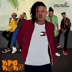 Stonebwoy - Kpo K3K3 feat. Medikal, DarkoVibes, Kelvyn Boy & Kwesi Arthur