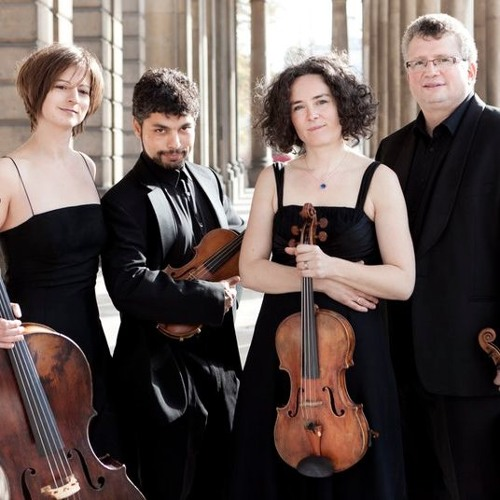 The Morning River Glideth (2012-13) Allegri String Quartet