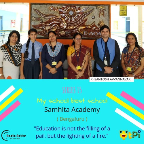 My School Best School Series 15 - The Samhita Academy
