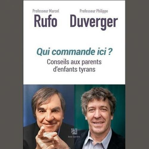 """Marcel Rufo, """"Qui commande ici ? : conseils aux parents d'enfants tyrans"""", éd. A. Carrière"""