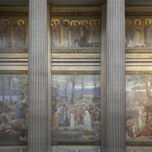 L'Oeil Est La Voix/Panthéon