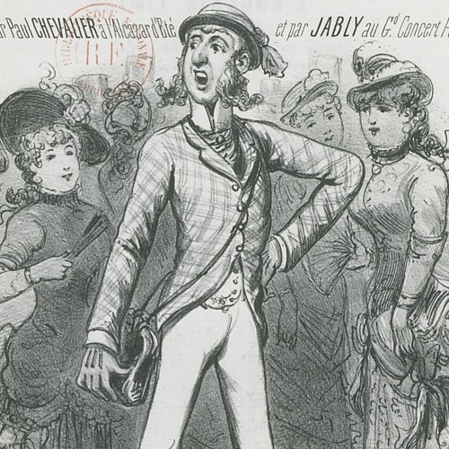 Singing Les Roastbeef: Comic English characters at the French music hall