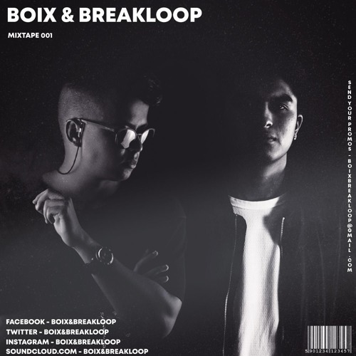 Welcome to the Mixtape's with Boix & Breakloop #001