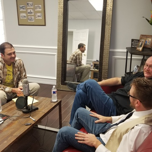 Michael McCoy, Documentary Filmmaker, Interviews Director, Hunter Carson and Owner, Marty Mayes