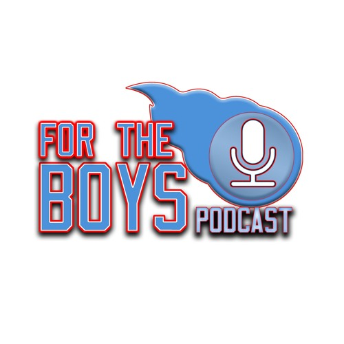 For the Boys - Ep 5 - Titan and Jaguars and punch bowl cookies oh my