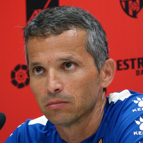 Declaracions de Xavi Bartolo abans de l'Alcorcón-CF Reus