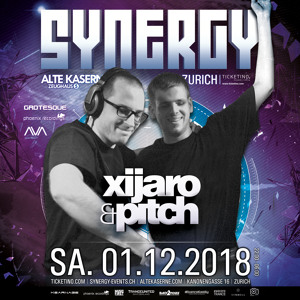 XiJaro Pitch Synergy Alte Kaserne Zrich 2018 12 01 Artwork