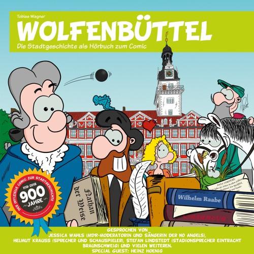 Der Wolfenbüttel-Comic als Hörbuch