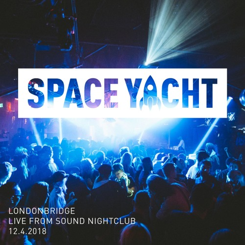 LondonBridge Live From Space Yacht 12.4.2018