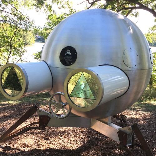 The Sci-Fi Metal Art Sculptor