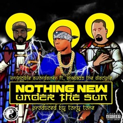 Brand new!! Invincible Swordsman feat. Shabazz the Disciple (Wu-Tang) Prod. by Tony Tone 2019