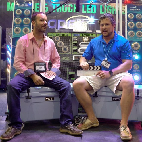Truck and Boat Lighting with Petro Pluomis of Apex Lighting