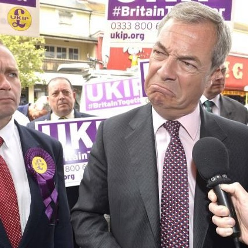 Gurmeet Singh: UKIP, or the strange death of one kind of populism