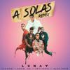 Lunay Ft. Lyanno, Anuel AA, Brytiago & Alex Rose - A Solas (Remix) Portada del disco