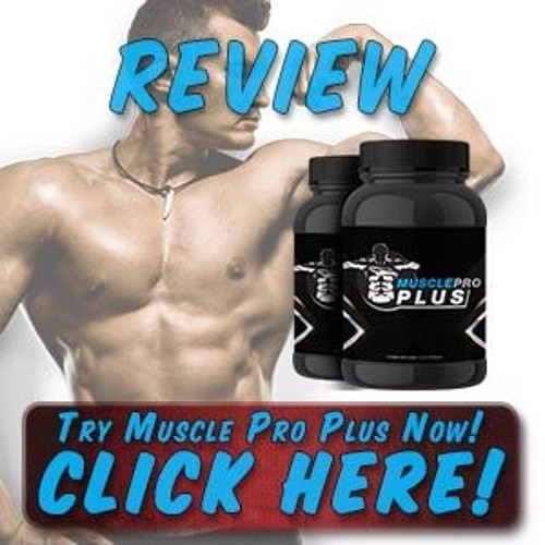 Muscle Pro Plus - Supports Healthy Muscle Function