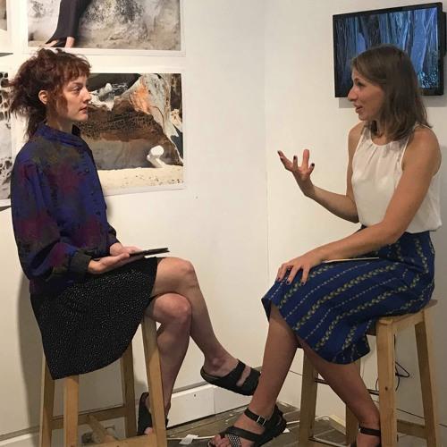 Art Talk for Body of Land exhibition at Gaffa gallery, Sydney