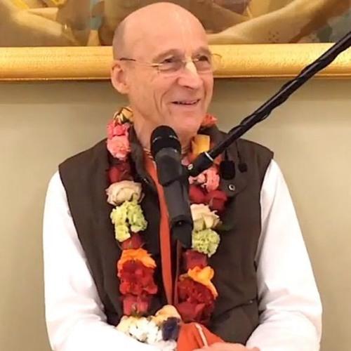 Śrīmad Bhāgavatam class on Sat 8th Dec 2018 by HG Aniruddha Prabhu 4.17.30