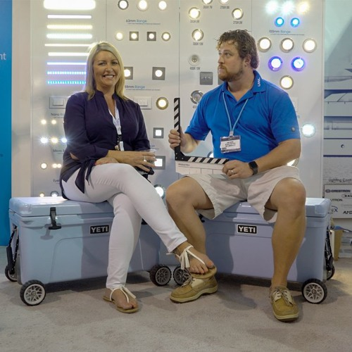 Light talk with Savage Marine Lightings' Julie Clark
