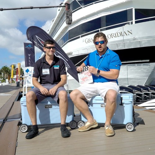 Salty Jobs' Sean Smith talks boat show, getting his hands dirty and MIASF