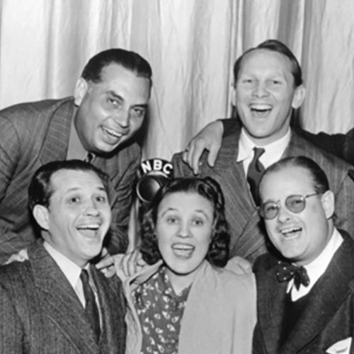 Stories From Radio's Christmas Day Programming—12/25/1945