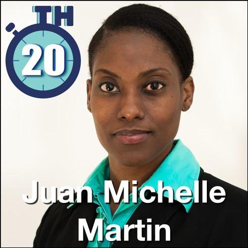 Telehealth 20 Podcast - Ep 039 - Juan Michelle Martin - 5