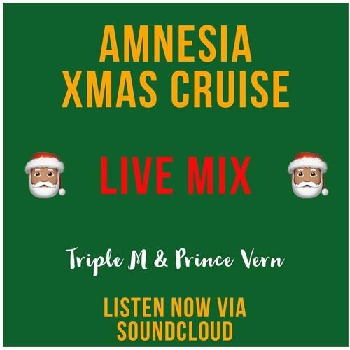 Amnesia Live Mix - DJ Triple M & Prince Vern